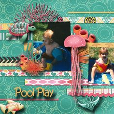 Kit used:  PB Designs' A Fishy Tale available at http://www.scrappybee.com/beehive/index.php?main_page=index&manufacturers_id=16&zenid=fffe78777282ea90422e3882e550d9e5  Template:  Single Pack 6 by Le Pingouin Designs available at http://scraptakeout.com/shoppe/Single-Pack-6.html