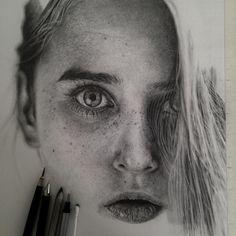 Monica Lee's Graphite Drawings   iGNANT.de