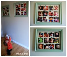 Printing and Displaying your Instagram pictures for less #instagram