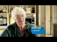 """VIDEO: Mesothelioma Patient, Mavis Nye, Talks about Preventing Asbestos Exposure and the """"Take 5 Stay Alive"""" with the British Lung Foundation http://sco.lt/4xgHlB"""