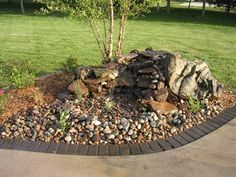 Pondless Water Features | Ponds, Water Gardens & Pondless Waterfalls