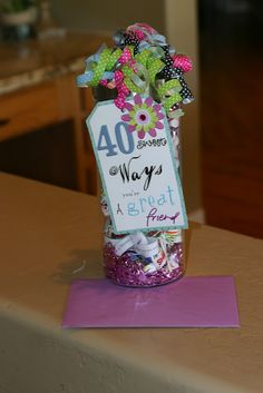 #The Urban Acre Betties weigh in on turning 40 and a great gift idea!