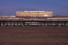 The Abandoned 1920s Iconic Berlin Airport is now the City's Largest Park