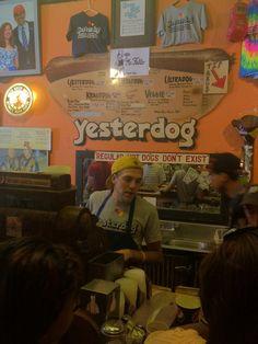 Yesterdog: a GRAND RAPIDS, MICHIGAN hot spot