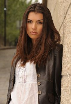 Beautiful Romanian Fashion Model and 3rd Place winner in the Romanian Miss Universe in 2010