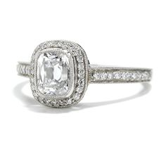 the most perfect engagement ring