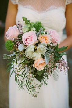 #Romantic Wedding Inspiration | See more on http://www.StyleMePretty.com/australia-weddings/victoria-au/2014/01/15/romantic-wedding-inspiration-at-lindenderry-at-red-hill/ Alison Mayfield Photography Studio