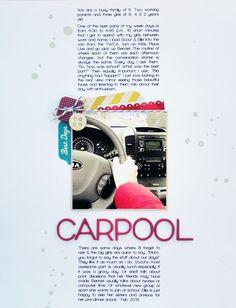 Carpool - Scrapbook.com