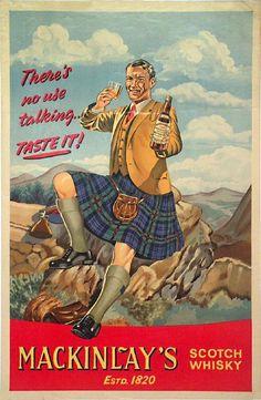Mackinlay's Scotch Whisky