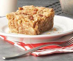 Fresh Apple Cake - Love apple cake