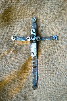 Life Verse Cross by CrossesByCatherine on Etsy, $46.00