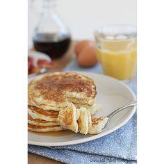 Make your own pancake mix
