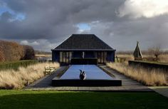 Piet Oudolf garden for Piet Boon