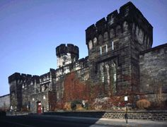 Eastern State Penitentiary haunted places, haunt place, ghost
