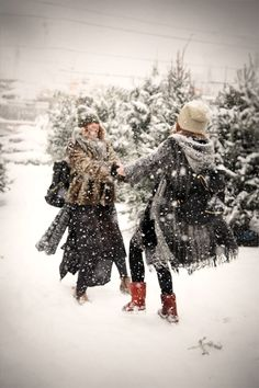 Fun in the Snow........BrandiElsie.......=))