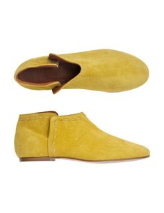 suede ankle boot - toast