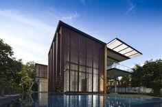 22 Oei Tiong Ham Park / AR43 Architects