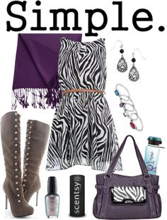 """""""Simple"""" by mel-james on Polyvore"""