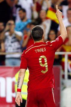 Hero, Fernando Torres. #SpainNT