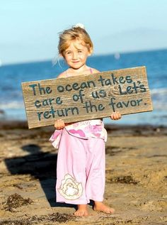 Let's take care of the ocean! Inspiration & Photographs at BBL: http://beachblissliving.com/world-oceans-day/