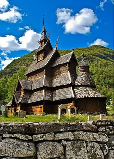 Stave Church: Norway
