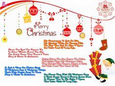 Christmas Poems on Pinterest | Short Poems, Christmas Eve and Seasons
