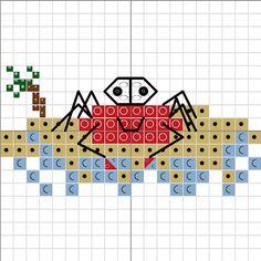 free chart crab