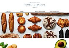 Gontran Cherrier, Shibuya Tokyo  The baker has a talent for incorporating local ingredients into traditional French recipes—be sure to try the squid-ink or curry baguettes, hearty bread made with red miso, or the yuzu cheesecake.