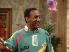 The Combs @TVLand Channel #cosbysweaterchallenge