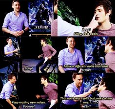 17 Moments When Tom Hiddleston Proved He's the Funniest Person Alive