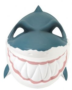 Grinimals Shark Mask at theBIGzoo.com, an animal-themed superstore.