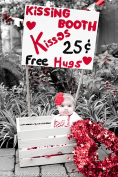 Valentines Day photo shoot I did. Made the props my self.