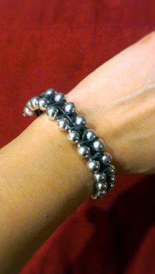 gras bead, craft, bead bracelet, design dna, handmade bracelets