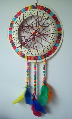 Dream catcher from a