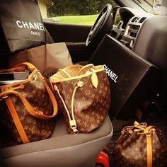 Designer Handbags ~ Chanel, Louis Vuitton like my pins? like my boards? follow me and I will follow you unconditionally and share you stuff if its pretty and cute :D http://www.pinterest.com/annareymodel/