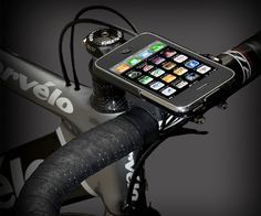 #IPhone Bicycle Mount