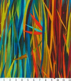 Keepsake Calico Fabric-Everglades Blue