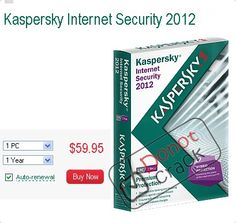 [Giveaway] Kaspersky Internet Security 2012 | Free 90 days license key
