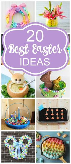 20 BEST Easter Ideas