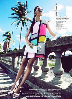 canada, fashion models, shift dresses, retro ladi, fashion photographi