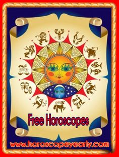 Free Horoscopes - If you want to know yourself or someone else in an easier way, then you can knock on the doors of astrology. Basically, the thing is that when you are born, the precise placements and positions of the planets, sun and moon mostly affect your characteristics and personality characteristics will be there to influence you throughout your whole lifetime. A horoscope can not only tell you your days, months or year's ... READ MORE: http://www.horoscopeyearly.com/free-horoscopes/