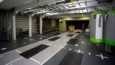 City (London) Fitness & Wellbeing Centre Gym Training Area