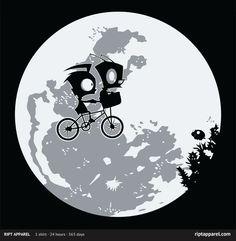 Dib and E.T.