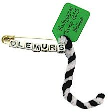Love Lemurs Swap Great for Madagascar