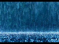 Rain relaxation sound, no music, 1 HOUR