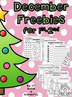 December Freebies