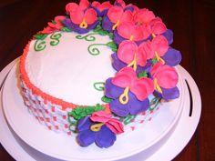Graduation Cake from Wilton class 2