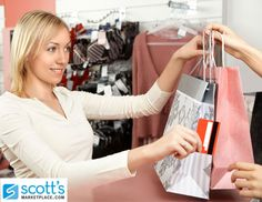 Credit Cards and Your Small Business by Scott's Marketplace