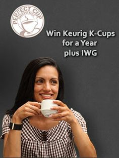 Win Keurig K-Cups for a Year