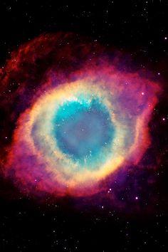 Helix nebula.